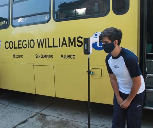 control-acceso-autobus-colegio-williams
